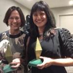 Sir Julius Vogel Award Lee Murray Eileen Mueller