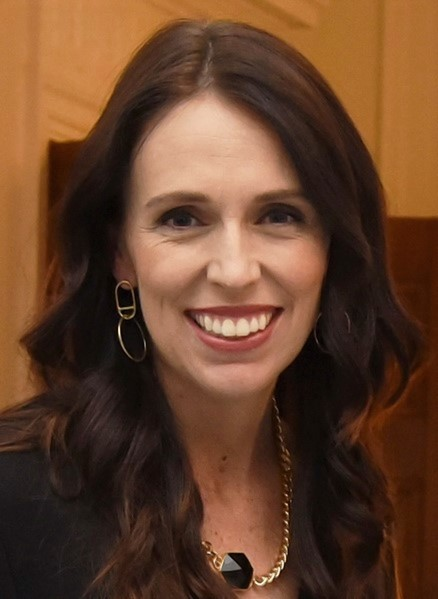 Prime Minister Jacinda Ardern makes a cameo appearance in Riders of Fire, Eileen Mueller's award-winning series.