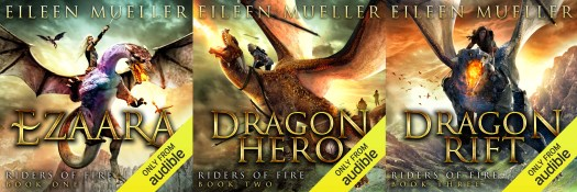 Riders of Fire audio books, available on Audible