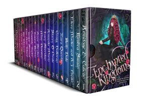 Enchanted Kingdoms 20 Fairytale novels for 99c - raising funds for autism