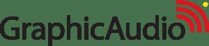 graphic audio logo