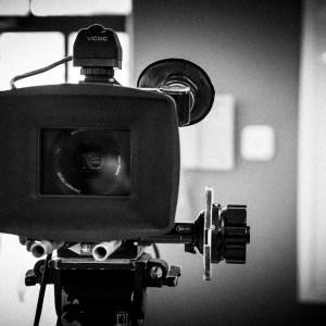 Cámara de cine © Eva Contreras