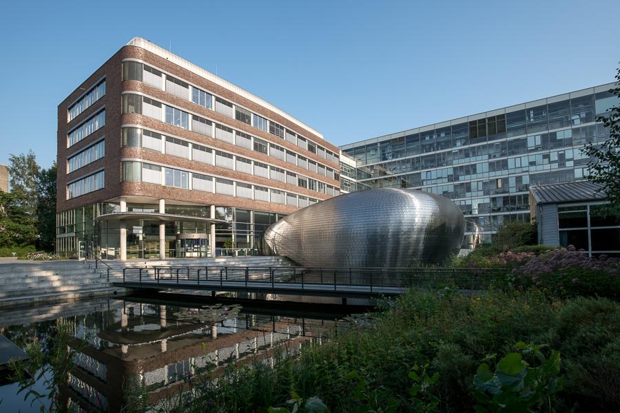 Beiersdorf plant neue Zentrale in Eimsbüttel