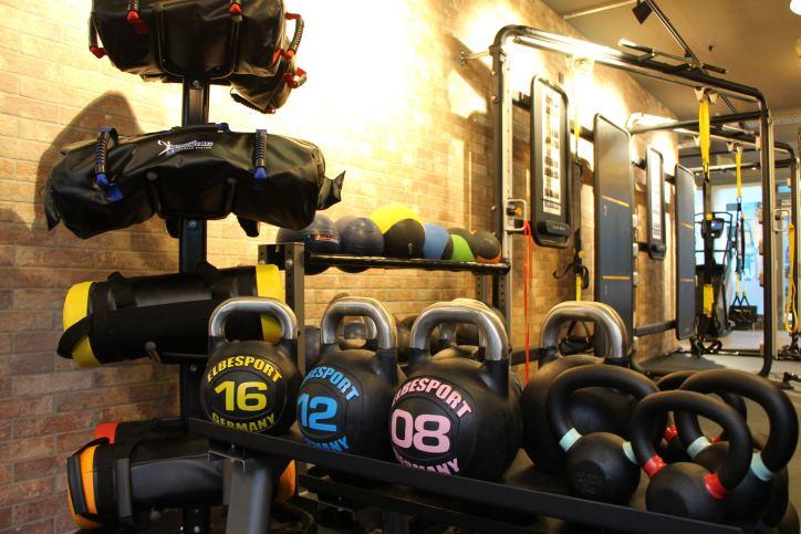 Persönlich trainieren im Evo-Fitness