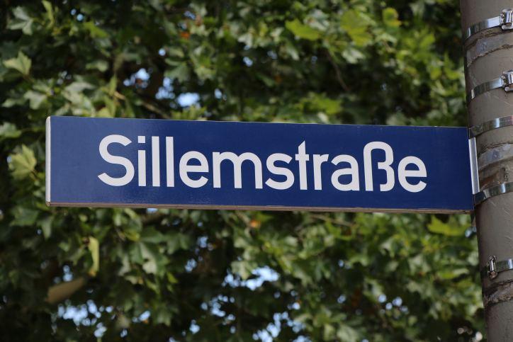 Straßennamen in Eimsbüttel: Sillemstraße