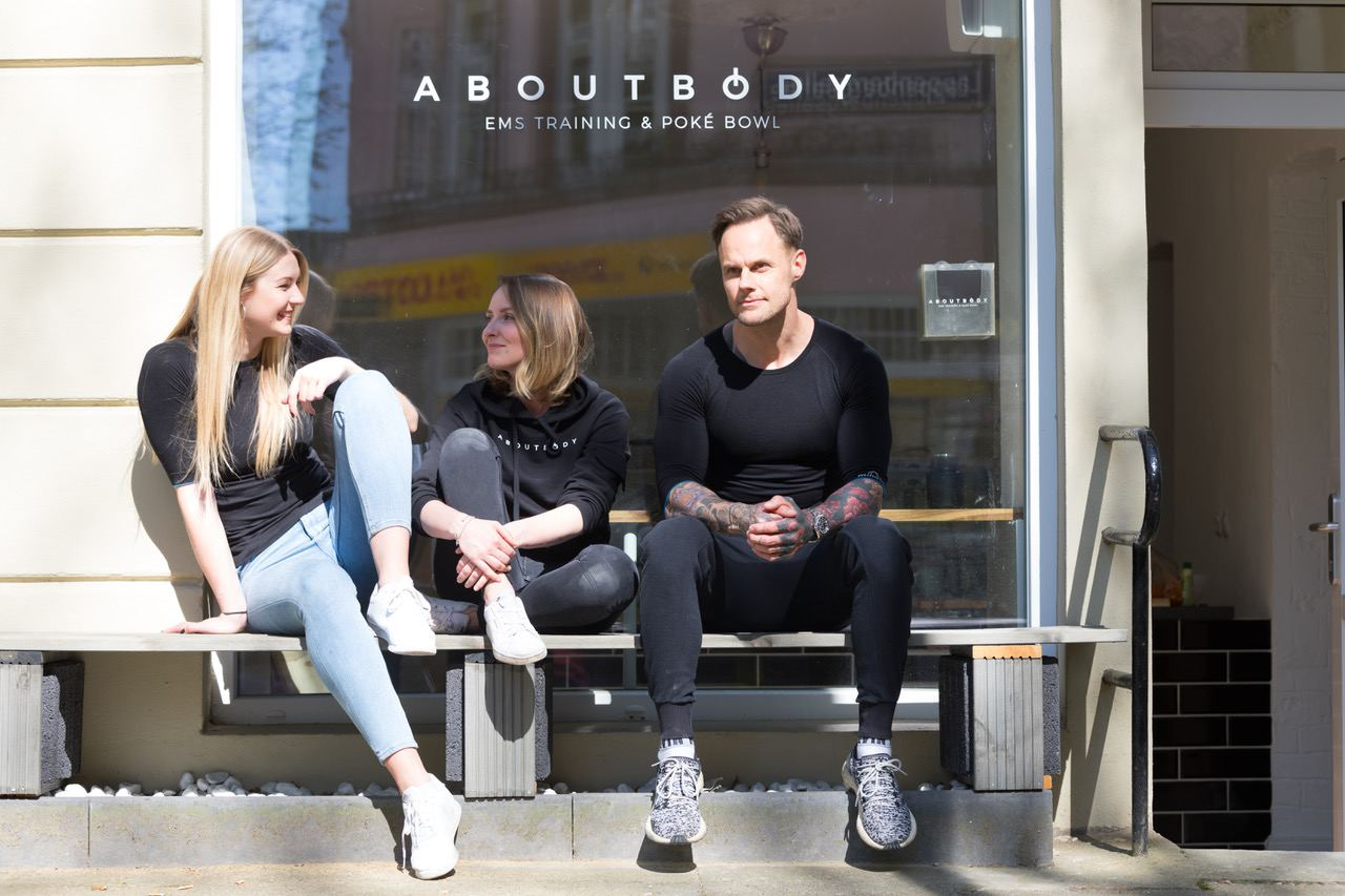 """About Body"" vereint EMS-Training und Poké Bowl Café"