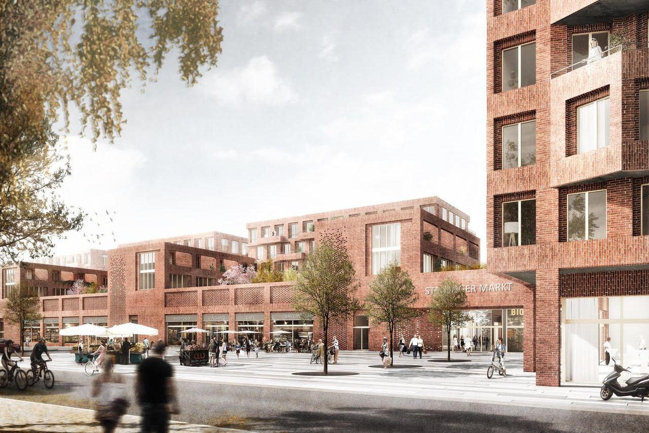 Stellinger Markt: Ein neues Quartier für Eimsbüttel