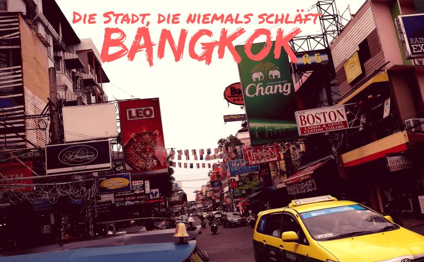 Bangkok die zweite