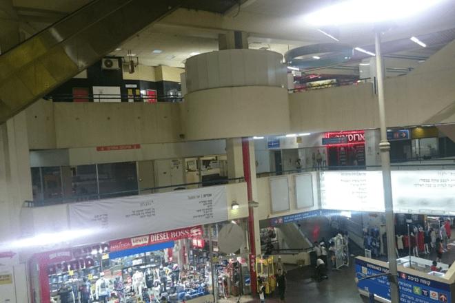Busbahnhof Tel Aviv 5