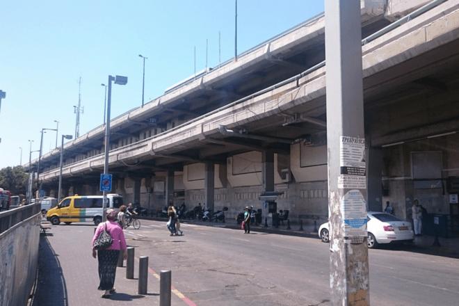 Busbahnhof Tel Aviv3