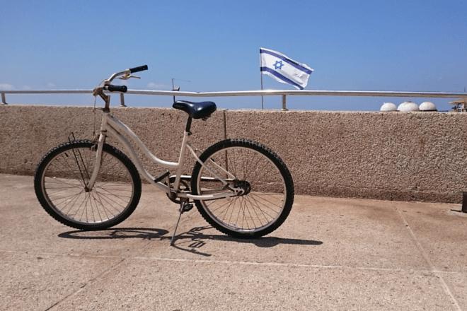 Fahrradtour durch Tel Aviv
