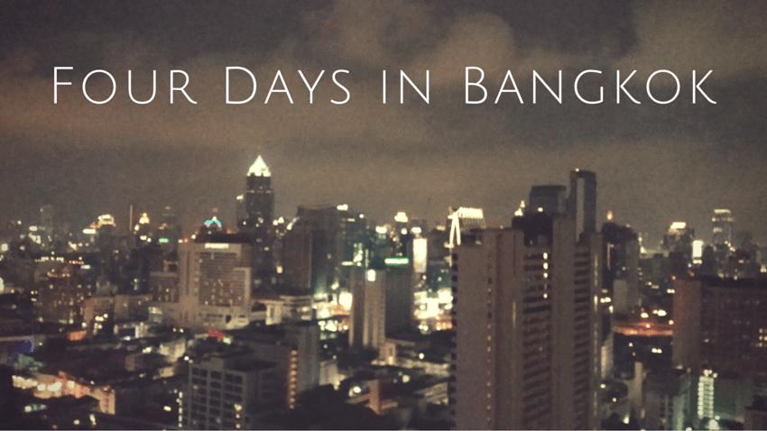 Bangkok - Das Tor nach Asien