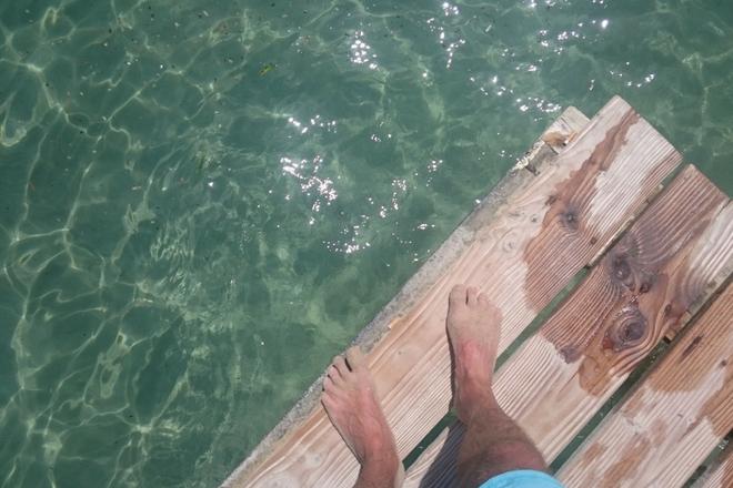 Strand in St Tropez
