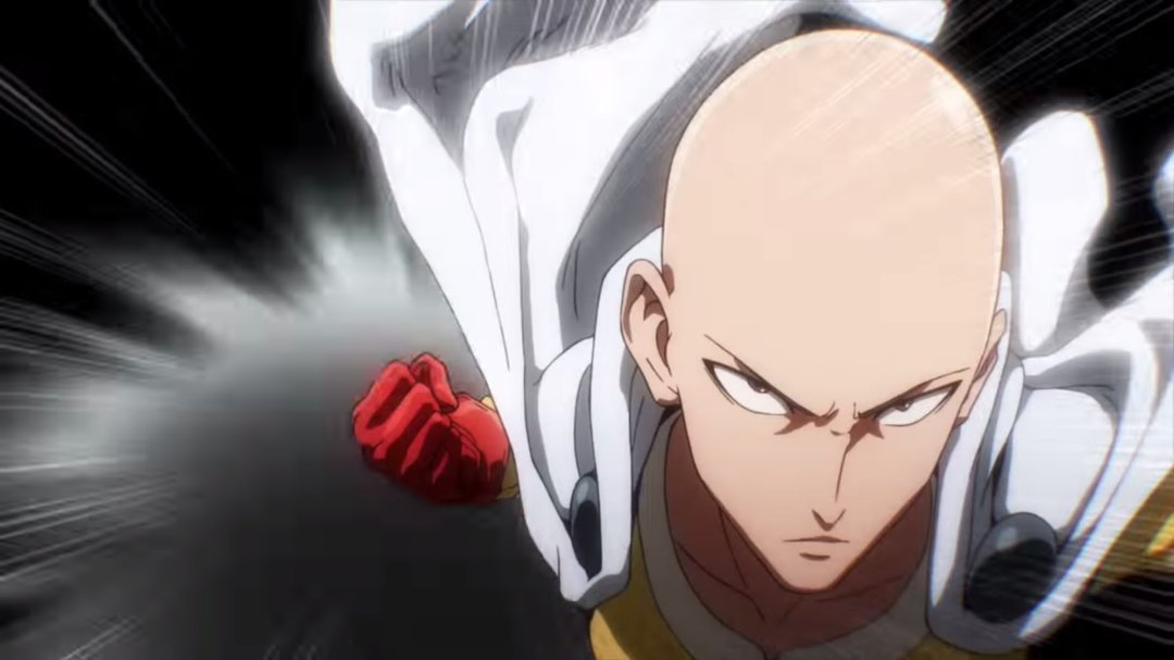 Resultado de imagem para One-Punch Man