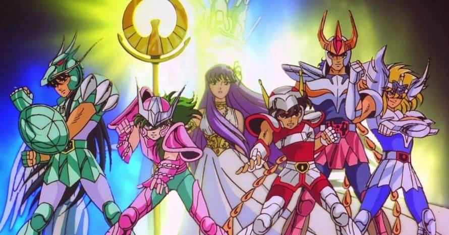Cavaleiros do Zodíaco: saiba quando anime original estreia na Netflix