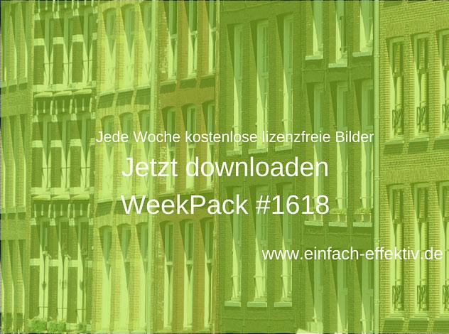 WeekPack-1618 – Kostenlose Bilder