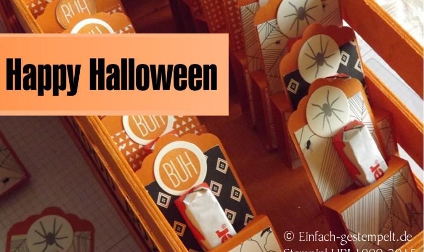 Happy Halloween – Schokianhänger