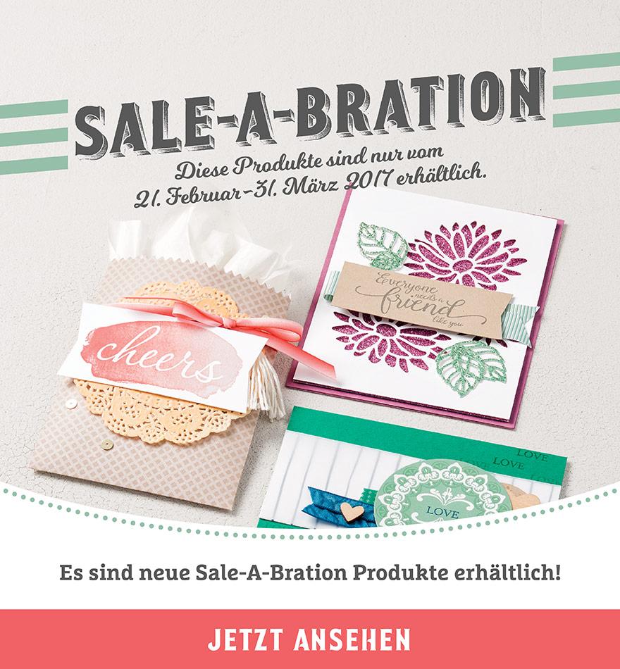Drei neue Sale-A-Bration Produkte für dich