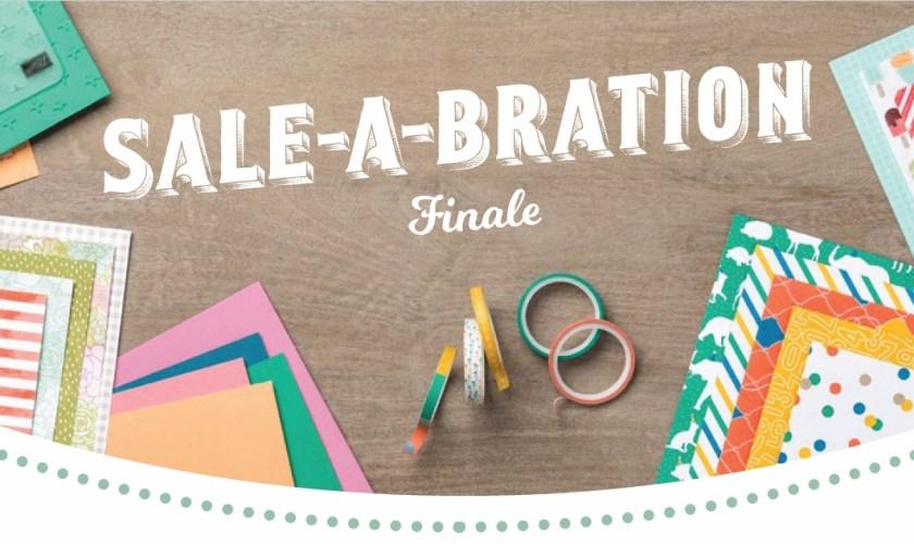 Sale-A-Bration-FINALE mit neuen Gratis-Produkten