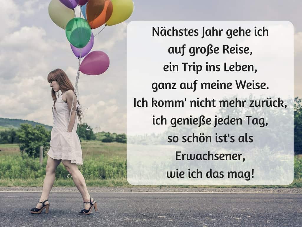 Gute Einladungsspruche Zum 18 Geburtstag Lustig Frech Oder Cool