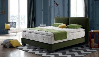 Treca Paris   Boxspring Betten mit Taschenfederkern