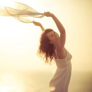 Lebensliebe: wenn du das Leben liebst, liebt das Leben dir