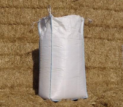 Stroh-granulat-bigbag