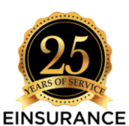 EINSURANCE 25 Years of Service