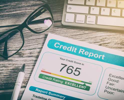does credit score affect homeowners insurance