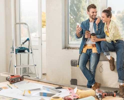 does homeowners insurance cover renovations