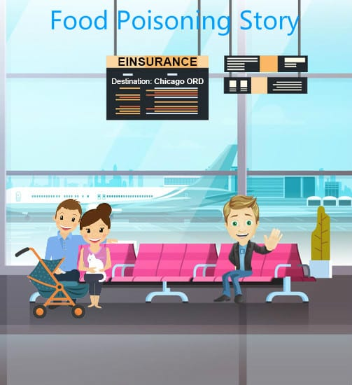 food poisoning story