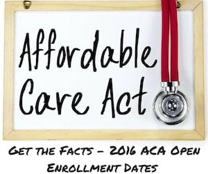 facts about health insurance open enrollment