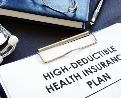 high deductible health plans