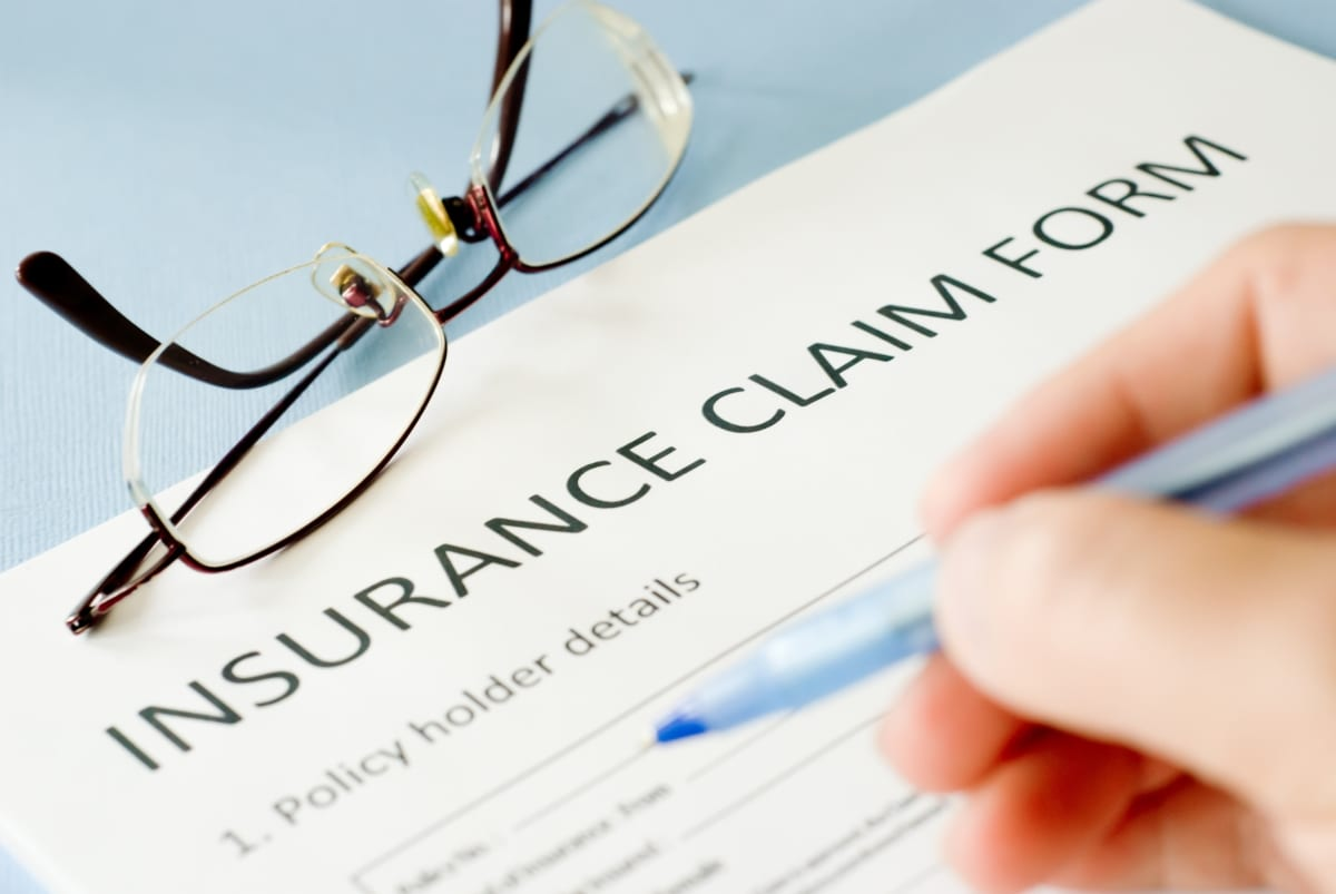 how to file business insurance claim