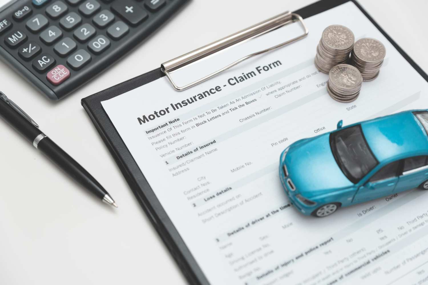 how to speed up your car insurance claims