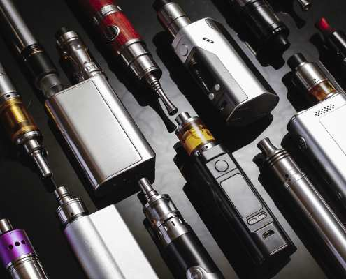 is vaping considered smoking for insurance purpose
