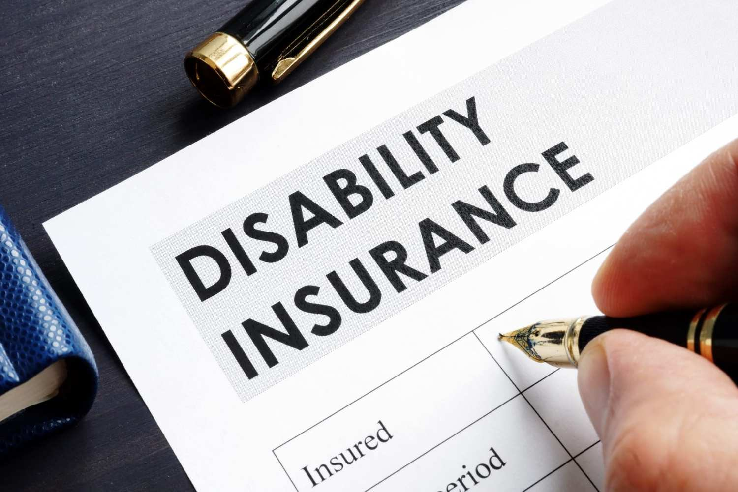 short-term and long-term disability insurance