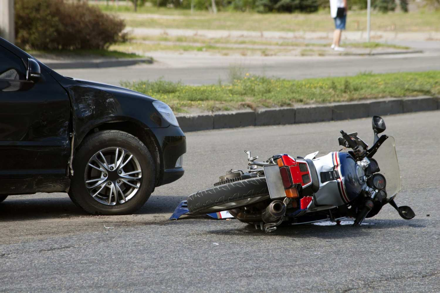 motorcycle crashes