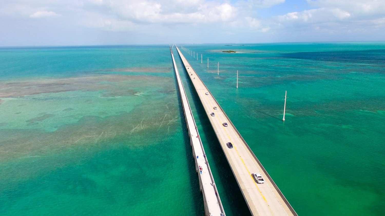 overseas highway usa road trip