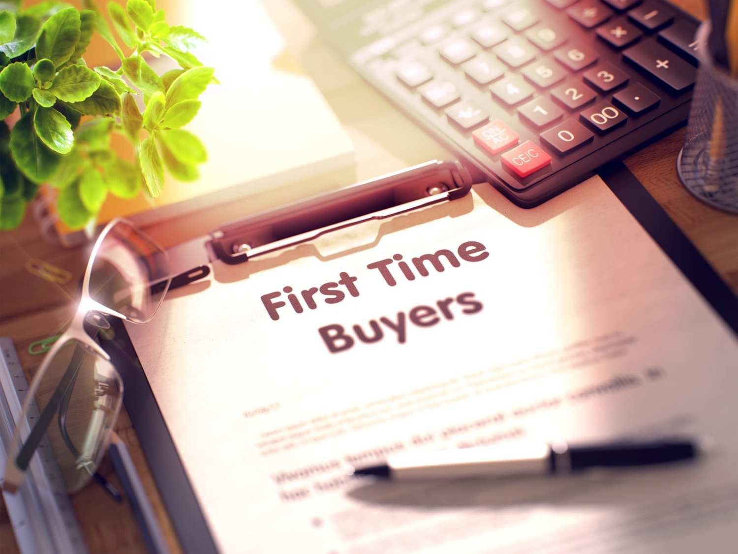what every first time home buyer should know