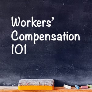 workers compensation insurance 101