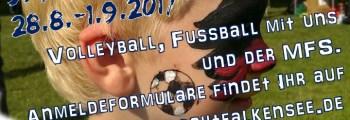 5. Falkencamp: Eintracht Falkensee trainiert zusammen mit der Münchner Fußballschule