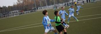 Begegnung mit Pech: D1 gegen SV Ruhlsdorf
