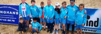 Beach Soccer Cup an der Nordsee – unsere E 2 dabei!
