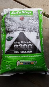 Winter tip buy your ice melt