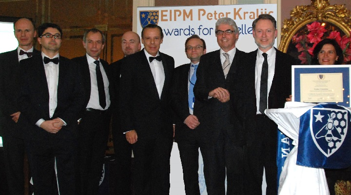 award winners 2012