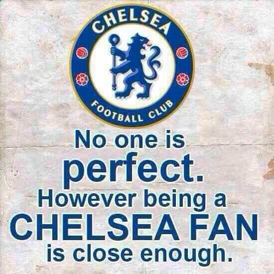 Perfekt Chelseafan