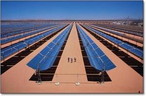 الطاقة الشمسية الحرارية ايجبشن انترناشونال سرفيسز للطاقة الشمسية