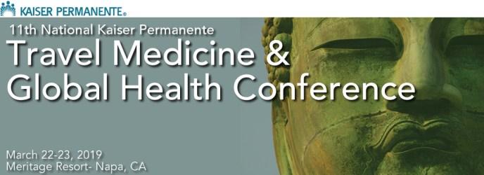 2019 National Travel Medicine