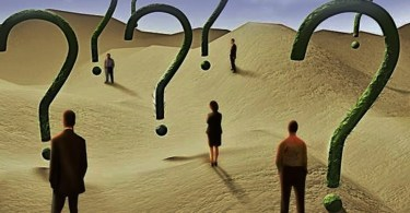 É errado questionar a Deus?